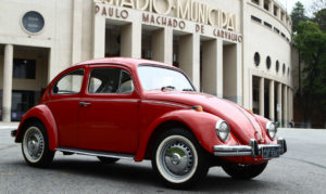 Fusca original decada de 70